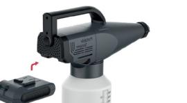 Aqua2go vernevelaar Spray met accu