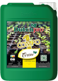 DutchPro 1 Compo Grow - 5 liter