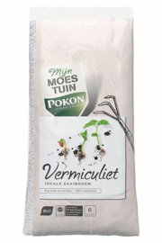 Pokon Vermiculiet - 6 Liter