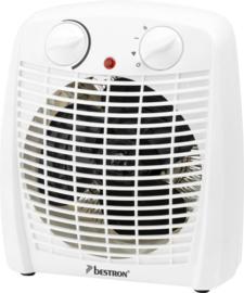 Bestron AFH211W ventilator kachel wit 2000W
