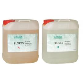 Canna hydro Flores A+B 5 Liter