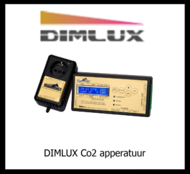 Dimlux Co2 Apparatuur
