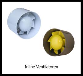 Inline ventilatoren