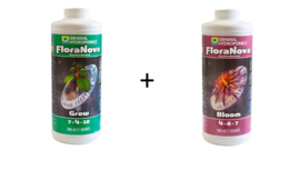 GHE FloraNova® Grow + Bloom 473ML