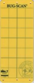 Vangstroken Geel Bug-Scan per 10 stuks