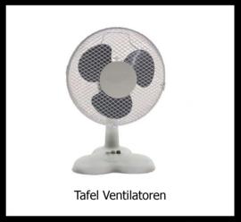 Tafel ventilatoren