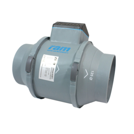 RAM Mixed-flow Inline Fan 125mm