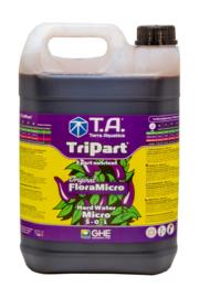 Terra Aquatica TriPart® Micro / GHE FloraMicro® Soft water 5 liter