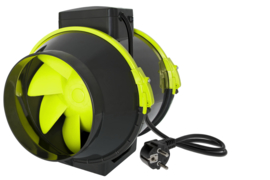 Garden HighPRO Profan TT extractorfan 100 mm 33 watt 187m3