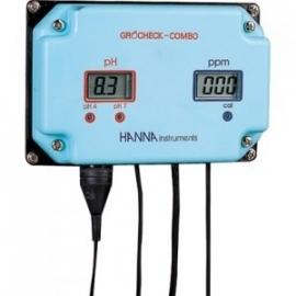 Hanna Gro´check Combo Ec en pH meter
