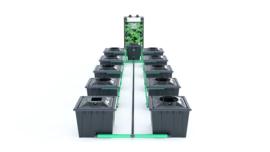 ALIEN® RDWC Black Series 10 Pot 36L