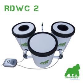 Growrilla Hydroponics RDWC 2