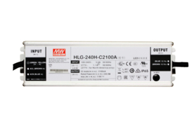 Mean Well LED Driver HLG-240H-C2100B