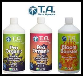 Terra Aquatica Organic - GHE Organische Voedingsstoffen