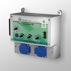 TechGrow Clima Control Eco 8A