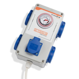 G-tools timerbox 2x 600