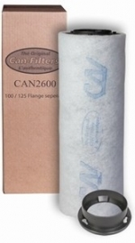 Can Filter 2600 156m3 flens 100 of 125 mm