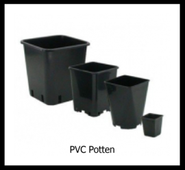 PVC Potten