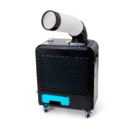 Mobiele industriële airconditioner 1700 watt