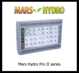 Mars Hydro Pro II Epistar LED Grow Light