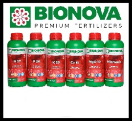 BioNova Losse Mineralen