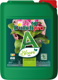 DutchPro Aarde Bloom A+B 5 liter
