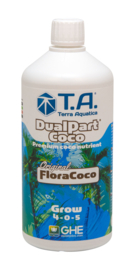 Terra Aquatica DualPart® Coco Grow / GHE FloraCoco® Grow 0,5 liter
