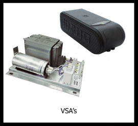 VSA,s / Trafo,s 250 400 600 watt