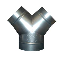 Broekstuk 160-125-125mm