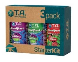 Terra Aquatica DualPart® / GHE FloraDuo® Starter Kit Hard Water