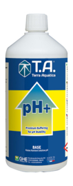Terra Aquatica pH + / GHE Vloeibare pH Up 1 Liter