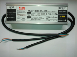 Mean well  HLG-185H-C1400B LED Driver