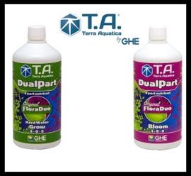 Terra Aquatica DualPart® - GHE Flora Duo®