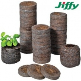 Jiffy Plug geperst 41mm per stuk