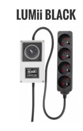 LUMii Black Timer 3x600 watt