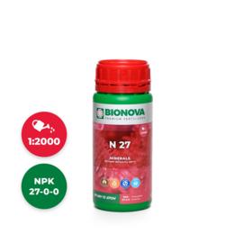 Bionova N27% Stikstof 250 ml
