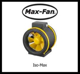 Max-fan Buisventilatoren