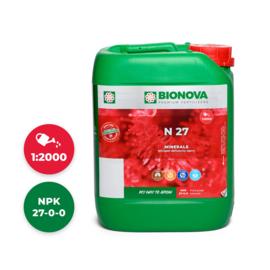 Bionova N27% Stikstof 5 liter