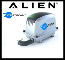 ALIEN JET-STREAM Airpompen
