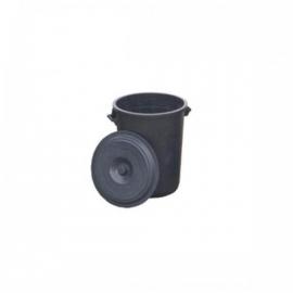 Waterton Zwart 100 liter