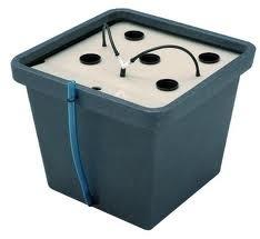 """GHE AeroFarm® 2"""" Inch 5 pot"""