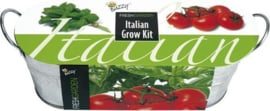 Italian Grow Kit in zinken Teil
