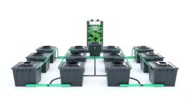 ALIEN® RDWC Black Series 12 Pot 36L