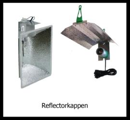 Reflector kappen