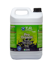 Terra Aquatica / GHE Pro Organic Grow 5 liter