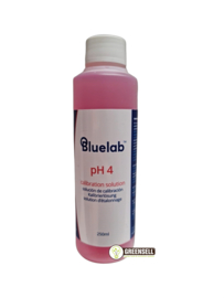 Bluelab pH 4.0 ijkvloeistof 250 ml