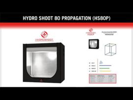 Secret Jardin Hydro Shoot 80 P 80x60x80