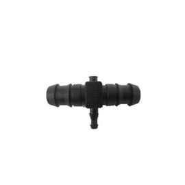 Autopot 16-6mm T-koppeling