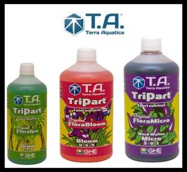 Terra Aquatica TriPart® - GHE Flora Series®