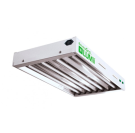 EnviroGro by Lumii T5 incl 4 Lampen 4x 24 watt